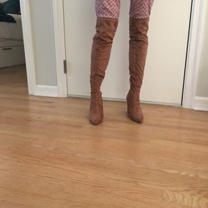 75d2b6ad83c Steve Madden Shoes - Steve Madden Rational Over the Knee boots